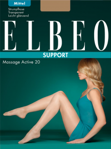 Elbeo Support Massage Active 20 Strumpfhose