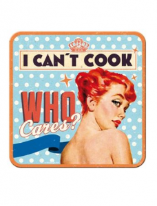 Can´t Cook, Who Cares? Untersetzer