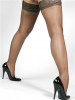 Pretty Polly Hold Ups 50er Optik Rauchschwarz