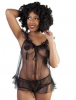 Bettie Page Baby Doll Set