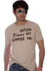 DITCH PLAINS Vintage T-Shirt Fancy