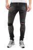 2Y Coimba Skinny Jeans Grey