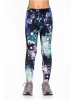 Bas Bleu Roxi Kinder Leggings Galaxy