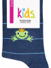 Hudson King Frog Kindersocken