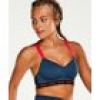 Hunkemöller HKMX The All Star Sport-BH, Level 2 Blau